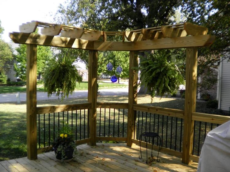 Arbor Swing Frame