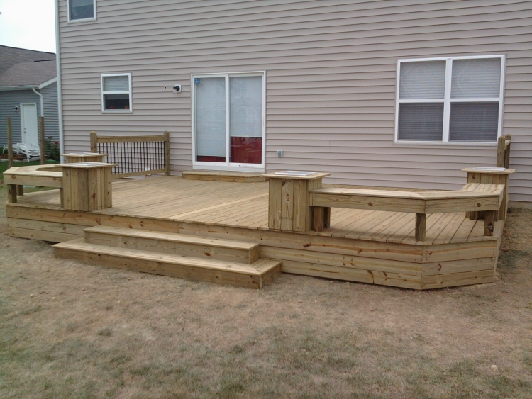 12x24 Deck Plans Pdf Woodworking