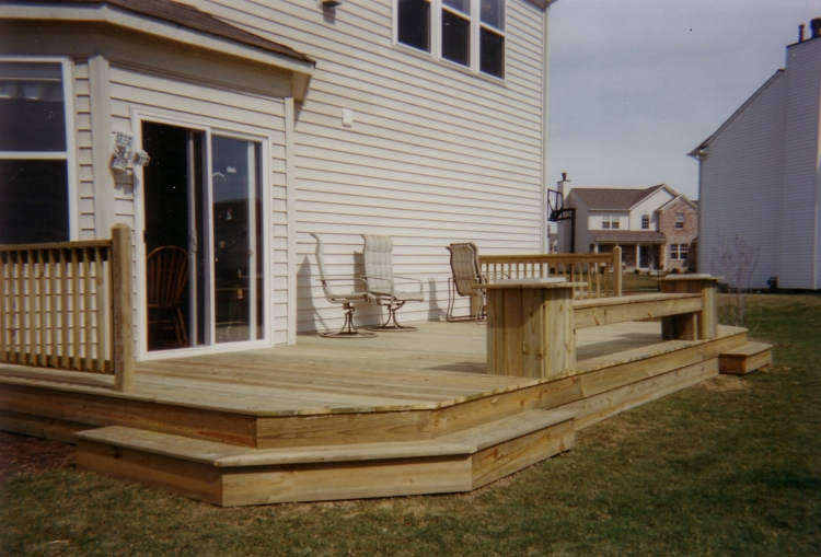 Decks by design deck designs 10x10 deck plans