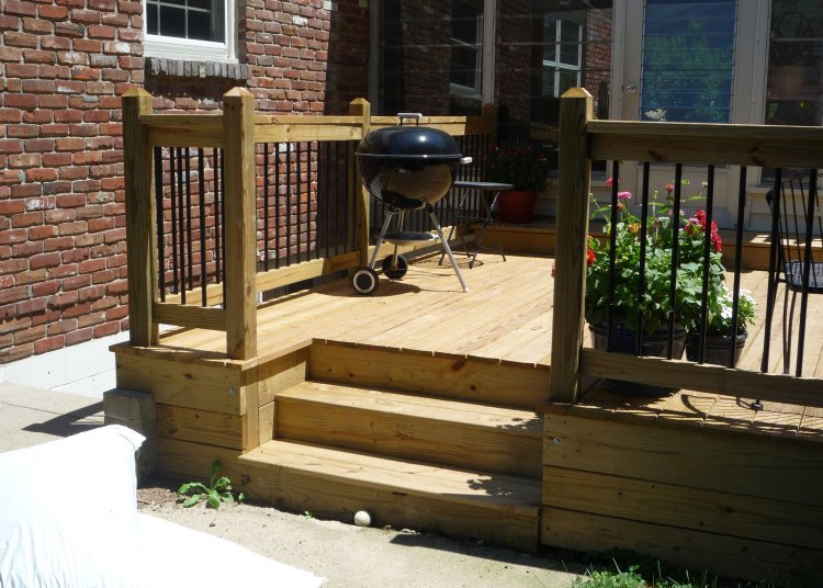 Stairs And Decks On Pinterest